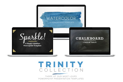Trinity Collection of Powerpoint Templates