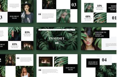 Insight - Google Slide
