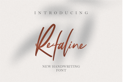 Refaline Handwriting