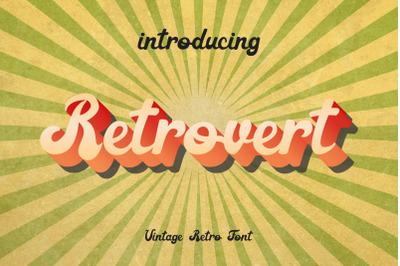 Retrovert - Retro Script (+Bonus)