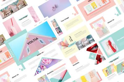 Voltia Creative - PowerPoint