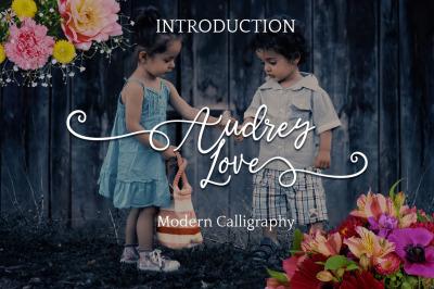 Audrey Love Script