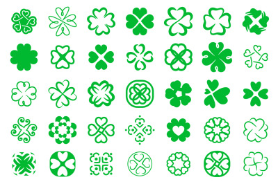 35 lover symbol icon set