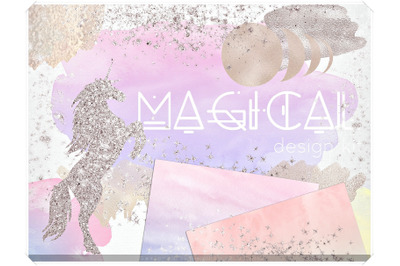 Magical Unicorn Design Bundle