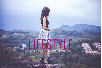 Lifestyle Lightroom and Camera Raw Presets