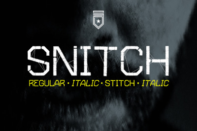 Snitch Typeface