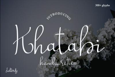 Khatabi script