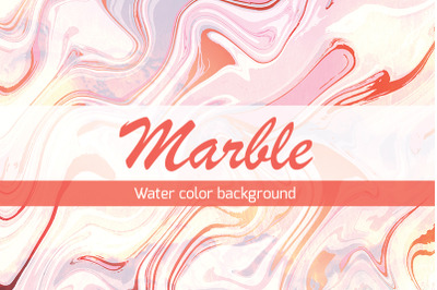 Marble water color background