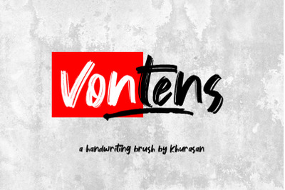 Vontens Brush