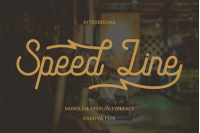 Speed Line