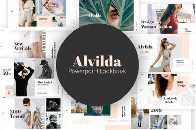 Alvilda Powerpoint Lookbook