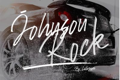 Johnson Rock
