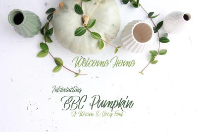 BBC Pumpkin