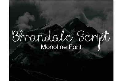 Bhrandale Script