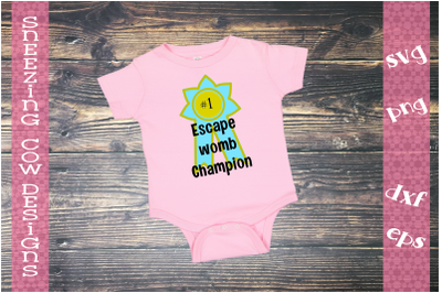 Escape Womb Champion