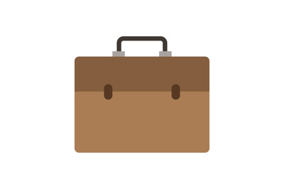 Suitcase work icon