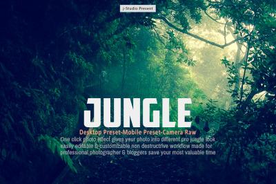 Premium Jungle Lightroom PresetCollection
