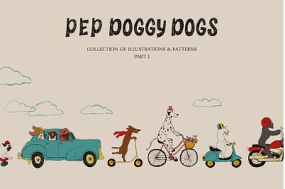 Pep Doggy Dogs