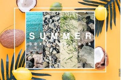 30 Nature textures Beach textures, backgrounds digital paper sand