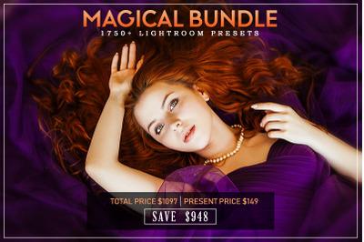 1750+ Magical Bundle Lightroom Presets