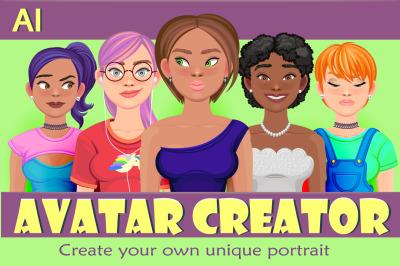 girl avatar creator