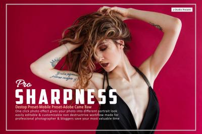 Premium Sharpness Lightroom PresetCollection