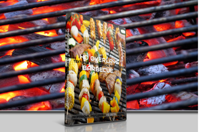 200 HIGH QUALITY BARBECUE, Food, Meat Digital Photoshop Overlays