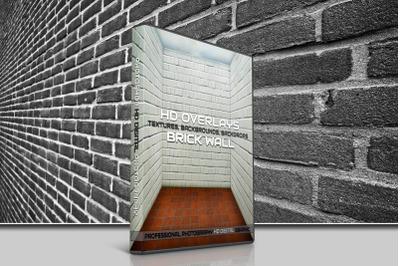 200 HIGH QUALITY BRICK Wall, Digital Photoshop Overlays