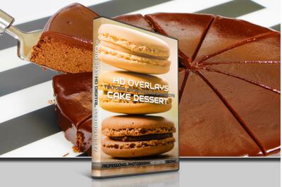 200 HIGH QUALITY CAKE Dessert, Food, Digital Photoshop Overlays