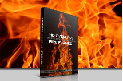 200 HIGH QUALITY FIRE Flames, Smoke, Digital Photoshop Overlays