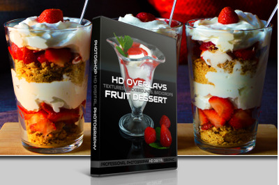 200 HIGH QUALITY FRUIT Dessert, Food, Digital Photoshop Overlays
