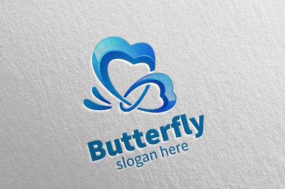 Butterfly Logo vol 1