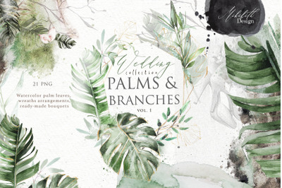 Palm & branches vol.1