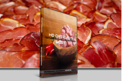200 HIGH QUALITY MEAT, Food, Digital Photoshop Overlays