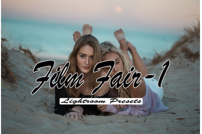 Film Fair-1 Instagram Blogger Lightroom Presets
