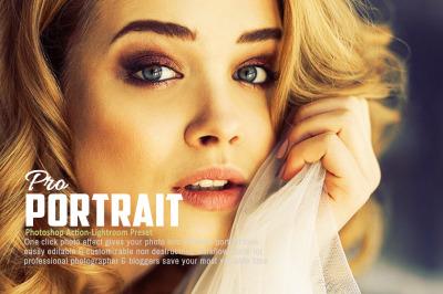 Insta Fashion Portrait Lightroom Preset Collection