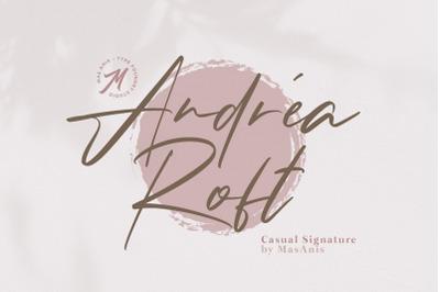 Andrea Roft // Casual Signature