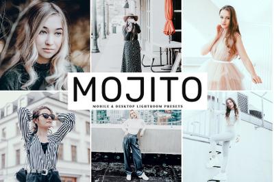 Mojito Mobile & Desktop Lightroom Presets