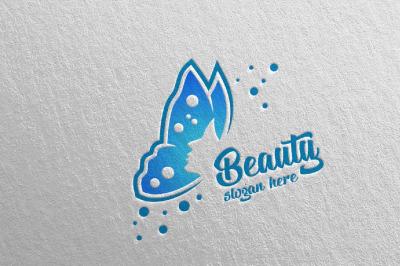 Butterfly Logo vol 13