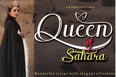 Queen Of Sahara