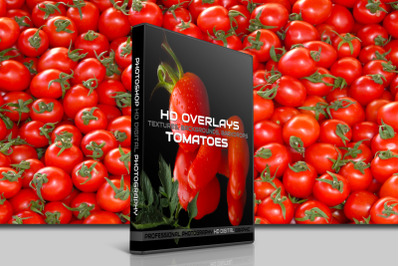 200 HIGH QUALITY TOMATOES, Vegetables Digital Photoshop Overlays