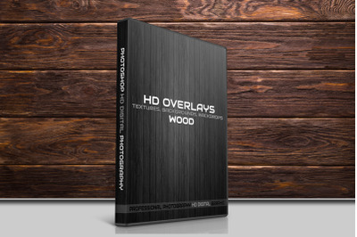 200 HIGH QUALITY WOOD Digital Photoshop Overlays