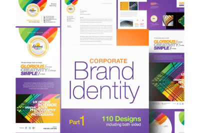 Medical And Health Care Identity Stationery Bundle