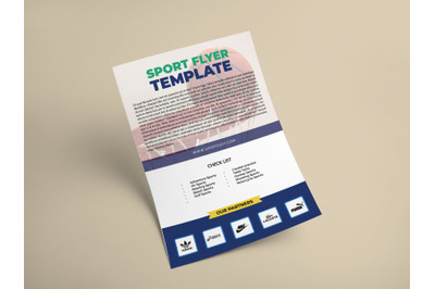 Sports Business Flyer