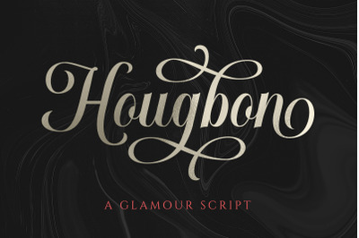 Hougbon A Glamour Script