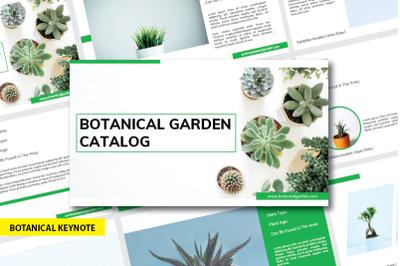 Botanical - Keynote Template