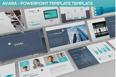 Avara - Powerpoint Presentation Template