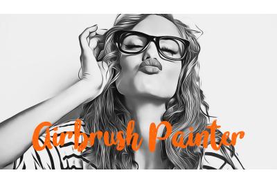 Airbrush PS Painter