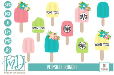 Popsicle SVG Bundle