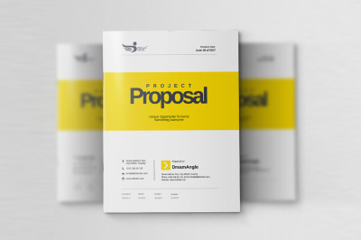 Corporate Business Proposal